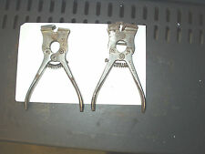 Starrett wire cutters no1-5 1/2(2 pair)