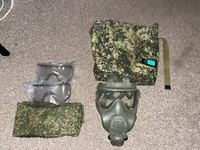 PMK4 Russian Army Gas Mask Kit RARE Ratnik Spetsnaz