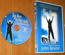 Rise Above Unfair Treatment ~ John Bevere - DVD