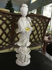 Porcelain Quan Yin, Goddess of Mercy