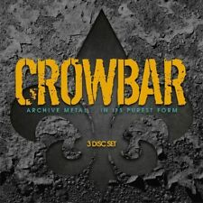 Crowbar - Archive Metal...In Its Purest Form (2018)  3CD  NEW/SEALED  SPEEDYPOST