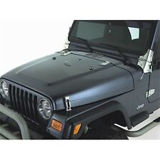 Jeep Wrangler Tj 98-06 Complete Hood Kit Satin Stainless X 11185.65