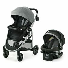 New ListingNew Graco Modes Pramette Travel System, Baby Stroller with True Bassinet Mode
