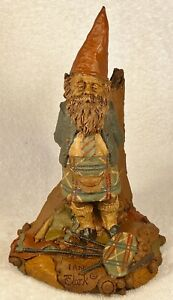 IAN-R 1987~Tom Clark Gnomes~Cairn Item #5013~Ed #40~Hand Signed~w/COA & Story