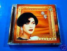 HK Cd x 2 TSAI CHIN Warner My Favorite HITS 蔡琴 華納我愛經典系列
