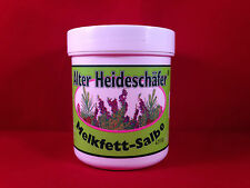 Alter Heideschäfer Melkfett Salbe 100ml Hautpflege Pflegecreme Hautschutz