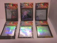 Dinosaurio Holograma pegatinas 3d X 6 Surtidos tipos. Partido Bolsas, Stocking rellenos.