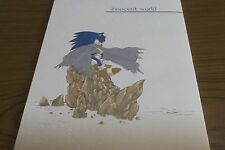 SONIC THE HEDGEHOG Doujinshi (A5 58pages) BLUE-BLACK popoco innocent world