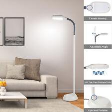 Adjustable LED Floor Lamp Gooseneck Standing Light Reading Home Office Sunlight