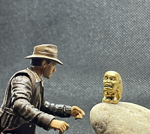 "NEW Hasbro Indiana Jones Action Figure MINT 3.75"" COMPLETE Raiders 2007 Raiders"
