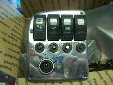2011 SYLVAN 1600 EXPLORER DC, ACCESSORY PANEL WITH HORN
