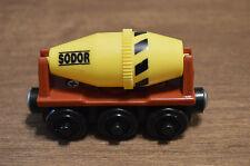 2002 Thomas Train Wooden Cement Mixer