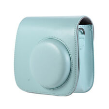 Andoer PU Instant Camera Case Bag with Strap for Fujifilm Instax Mini I0D5