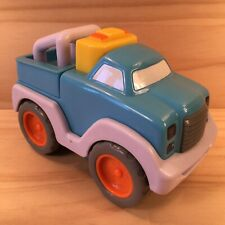 """NAVY STAR """"Blue"""" Push & Go Truck Kids Battery Operated Vehicle (Makes Noises)"""
