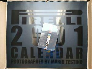 pirelli kalender 2001 Mario TESTINO  Mit DVD!!! {1964 bis 2001}