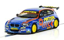Scalextric BMW Series 1 NGTC - BTCC 2017 Andy Jordan 1:32 slot car C3914