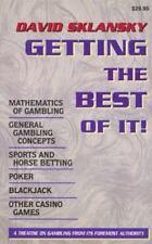Getting the Best of It by David Sklansky (1997, Paperback)