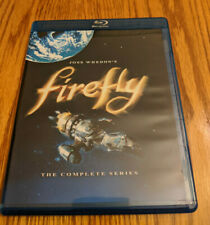 Firefly: The Complete Series [Blu-ray] Blu-ray Disc 2008 3-Disc Set Joss Whedon