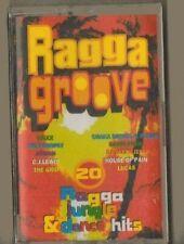 RAGGA GROOVE 20 RAGGA JUNGLE & DANCE HITS CASSETTE 1994 NEW & SEALED