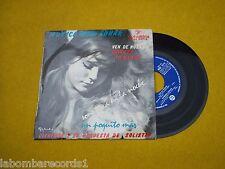 """Cisneros y su orquesta musica para soñar Fox Bossa-nova EP spain 1966 7""""  Ç"""