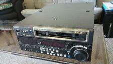 SONY HDW-M2100 HDCAM HD DIGITAL VIDEO CASSETTE PLAYER
