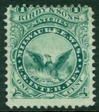 USA : 1864. Scott #RO121b Very Fine, Used. Catalog $77.00.