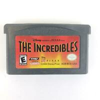 Incredibles (Nintendo Game Boy Advance, 2004) OEM Disney Pixar Authentic