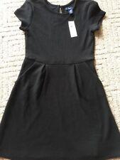 NWT Gap Kids Sz Medium (8-9) Yrs Ribbed Short Sleeve Dress