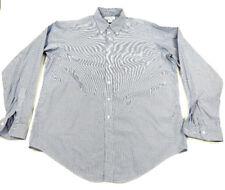Brooks Brothers Original Polo Shirt Mens 17 -38 Made in USA