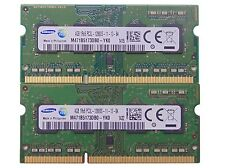 8GB (2x4GB) DDR3L PC3L-12800S 1600 MHz Laptop SODIMM RAM Memory Upgrade 204-Pin