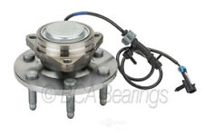 Wheel Bearing & Hub Assembly fits 2007-2007 Chevrolet Silverado 1500 Classic  BC
