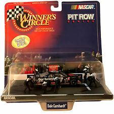 Dale Earnhardt #3 Goodwrench PIT ROW car with Crew Members 1998 Winners Circle