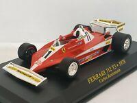 1/43 FERRARI 312 T3 1978 REUTEMANN F1 FORMULA 1 COCHE ESCALA SCALE CAR DIECAST