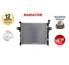FOR 52079425AE JEEP NEW RADIATOR UNIT