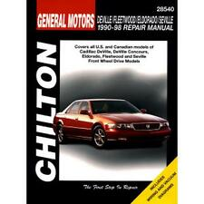 Repair Manual CHILTON 28540 fits 90-98 Cadillac Eldorado