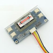 """4 Lamp Backlight Universal Laptop LCD CCFL Inverter 10-30V For 15""""-26'' Screen A"""