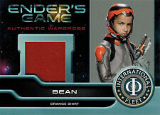 Enders Game Movie Wardrobe Card M07 Aramis Knight as Bean