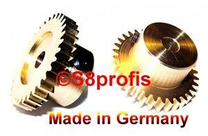 Zahnrad für Braun Visacustic 100, 1000, 2000 Projektoren aus Metall, gear