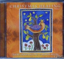 CHRISTMAS HEALING CD BY DIANE ARKENSTONE & MISHA SEGAL VOL 3 NEW IN WRAPPER