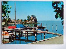 LIGNANO case di pescatori Udine vecchia cartolina 159