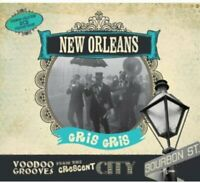 New Orleans Gris Gris: Voodoo Grooves From The Crescent City [CD]
