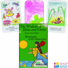 Wisdom Of Elves And Fairies Oracle Cards Deck Gayan Sylvie Winter Esoteric Agm