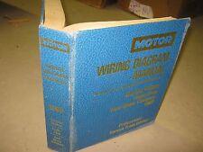 Ford 1989 Motor Wiring Diagram Manual General Motors book AC Heater Vacuum