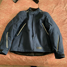Oxford Hinterland Motorcycle Motorbike Textile Jacket Blue Large