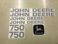 John Deere 750 Dozer  Hood Decals