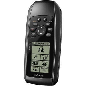 "Garmin 010-01504-00 Gps-Hh Gps 73 2.6"" Monochrome No Map"