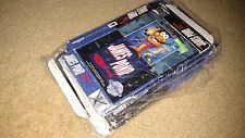 BOX ONLY James Pond Underwater Agent Original Cardboard Sleeve Case Sega Genesis