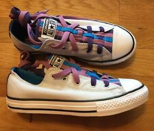 Converse All Star Girls Sneakers Size 3y Nwob