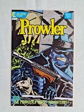 Prowler No. 2 August 1987 Eclipse Comics Truman & Snyder First Printing NM (9.4)