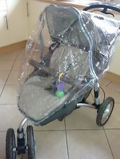 Raincover Rain Cover for  Silver Cross XT Pushchair